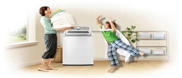 Dán nhãn năng lượng cho máy giặt