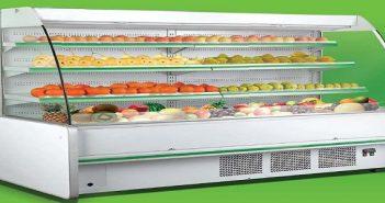 Dán nhãn năng lượng tủ giữ lạnh thương mại
