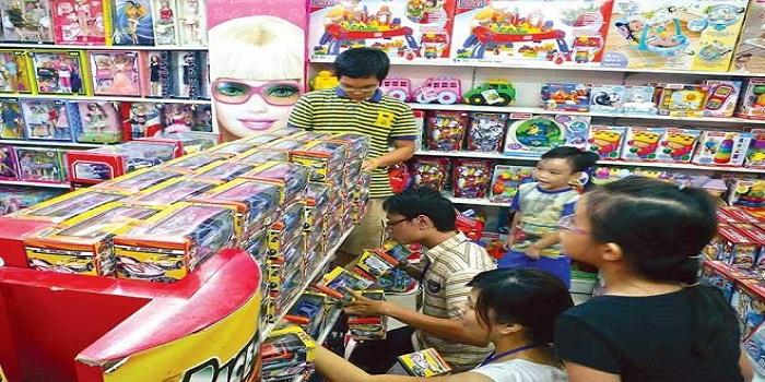Đăng ký bảo hộ nhãn hiệu hàng hóa đồ chơi
