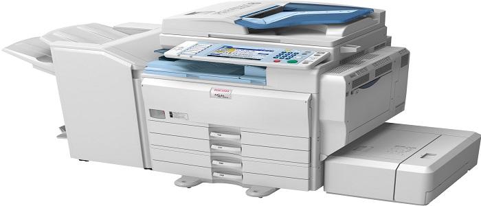 Sản phẩm máy photocopy và máy scan màu có phải dán nhãn năng lượng không?