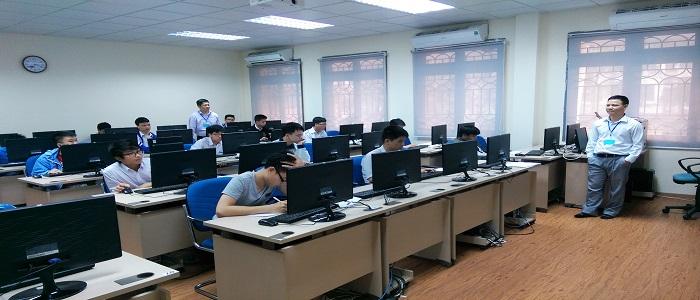 Thành lập trung tâm đào tạo tin học
