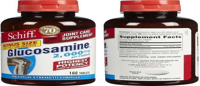 Thủ tục nhập khẩu thực phẩm chức năng Glucosamine từ Mỹ