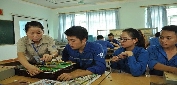 Xin giấy phép thành lập trung tâm đào tạo nghề quốc gia