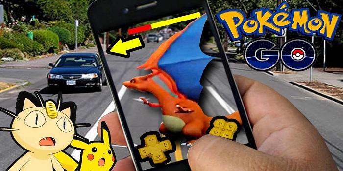 Game pokemon go và vấn đề pháp lý