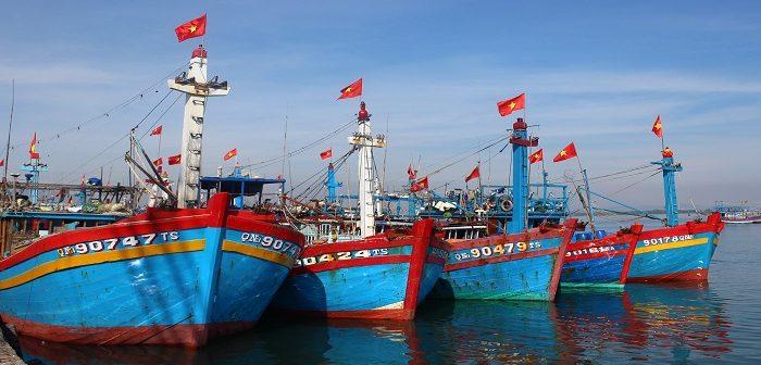 Quy trình vay vốn của ngư dân như thế nào?