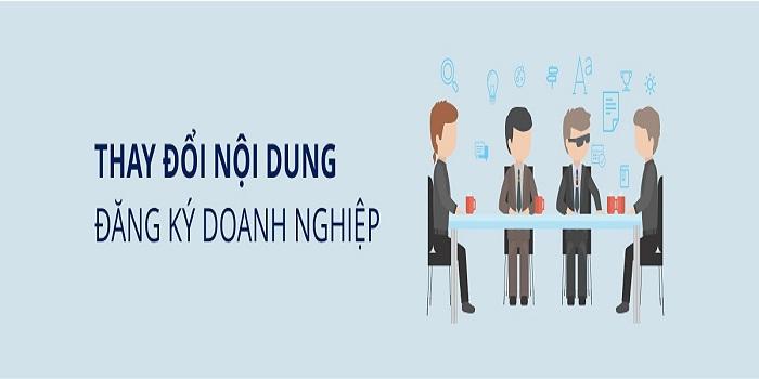 Thay đổi chi nhánh trên giấy phép đăng ký kinh doanh